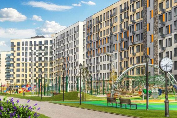 normal 7n «Гранель» построит жилой квартал на 200000 кв. м рядом со «Сколково»