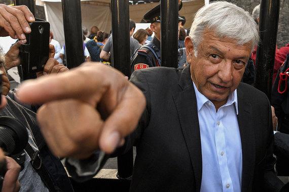 Что новый президент Мексики готовит для народа, наркобаронов, инвесторов и США