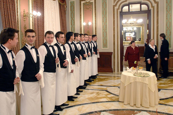 Лучшим бутик-отелем назвали московский Savoy