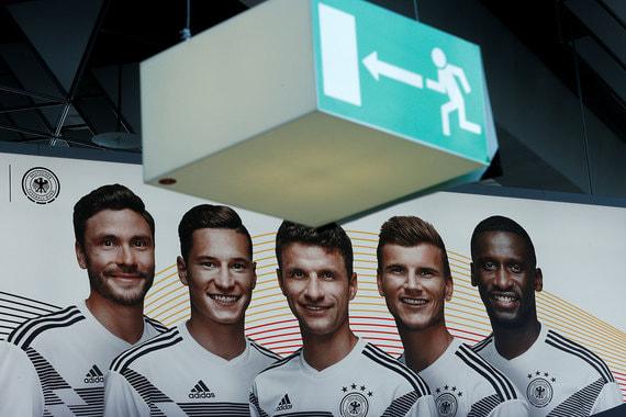 Allianz могла заработать на проигрыше сборной Германии
