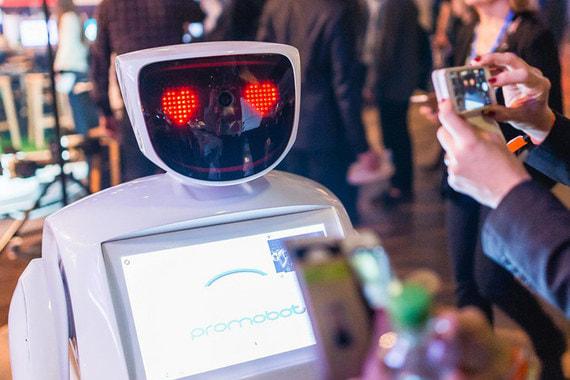 normal 1u0x Пермский робот Promobot получит деньги ВЭБа
