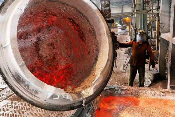 normal 1u58 UC Rusal увеличила экспорт алюминия в мае на 60%