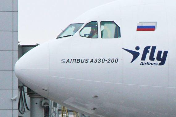 Суд арестовал гендиректора авиакомпании I Fly
