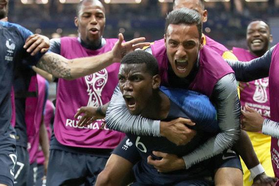 normal 1hxk Сборная Франции во второй раз в истории выиграла чемпионат мира по футболу