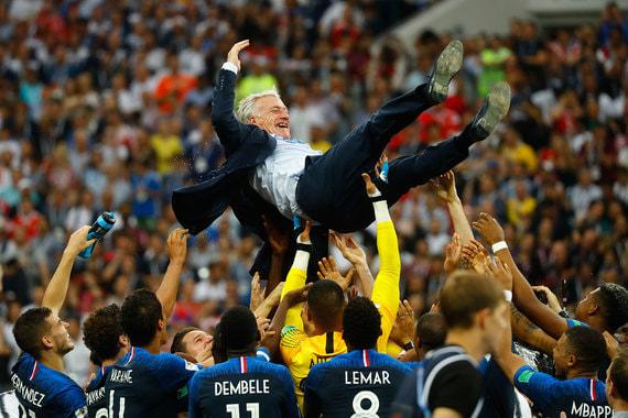 Чемпионом мира стала самая дорогая сборная