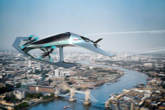 normal 1qym Aston Martin разработал самоуправляемый люксовый самолет