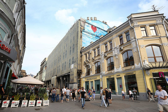 normal gx KR Properties перестроит памятник культуры на Кузнецком Мосту