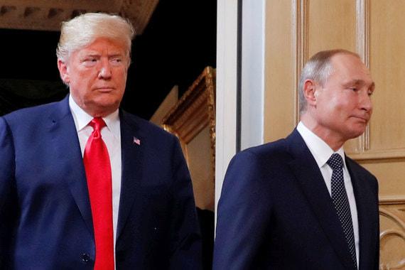 16 июля в Хельсинки началась первая полноформатная встреча президента России Владимира Путина с американским коллегой Дональдом Трампом