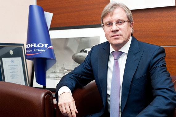 Минтранс предложил оставить Савельева на посту гендиректора «Аэрофлота»