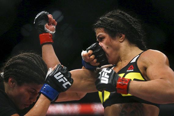 Бойцовский чемпионат UFC создает компанию в России