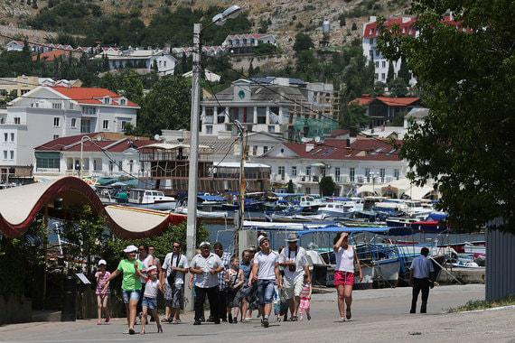 Booking.com перестает обслуживать туристов в Крыму