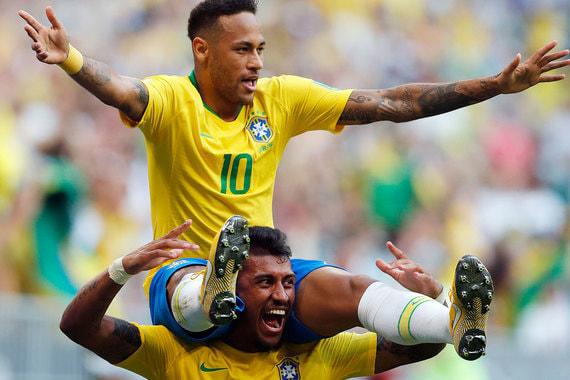 Самые активные спонсоры чемпионата мира по футболу
