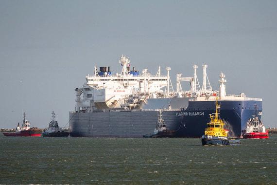 «Новатэк» впервые поставил СПГ по Северному морскому пути через Дальний Восток