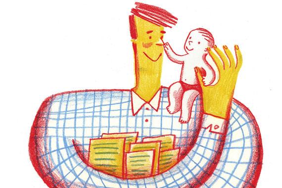 normal 3b5 Все больше американских компаний предоставляют молодым отцам оплачиваемый отпуск по уходу за ребенком