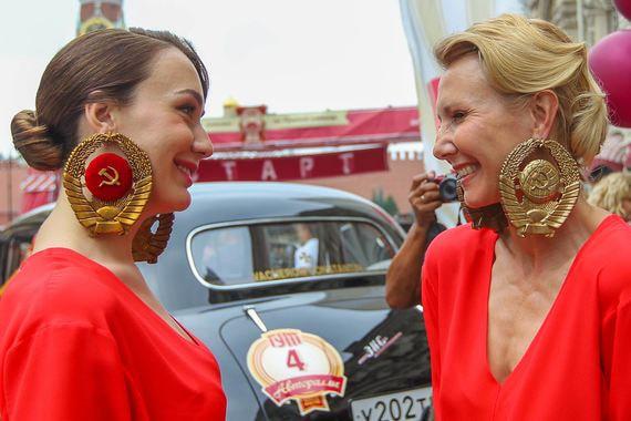 normal 1nk2 В Москве прошла гонка раритетных автомобилей