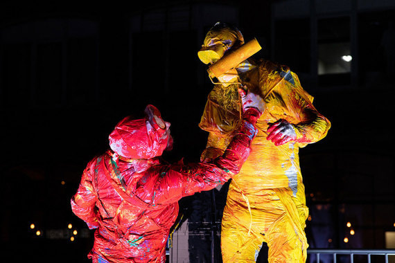 normal v8 Как в Москве прошел фестиваль современного искусства «Форма»