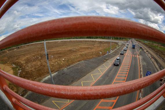 Центральная кольцевая автомобильная дорога (ЦКАД)Стоимость, млрд руб.313,4Начало и окончание строительства2015–2020 гг.