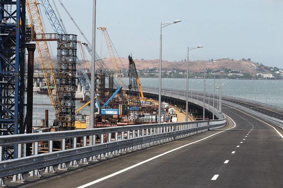Мост через Керченский проливСтоимость, млрд руб.227,9Начало и окончание строительства2015 – май 2018 г.