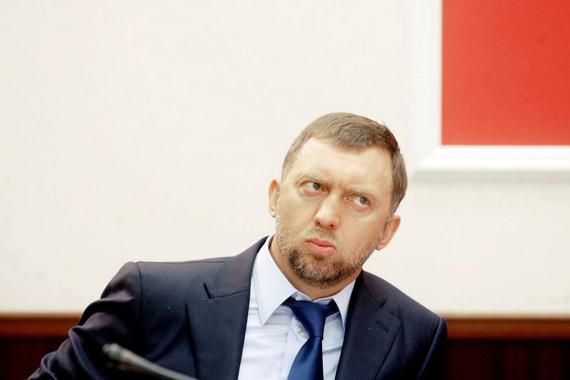 normal 1rz En+ Олега Дерипаски просит временно вывести ее из под действия санкций