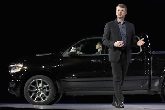 Сможет ли Майк Мэнли повторить успех Jeep в масштабах всей Fiat Chrysler