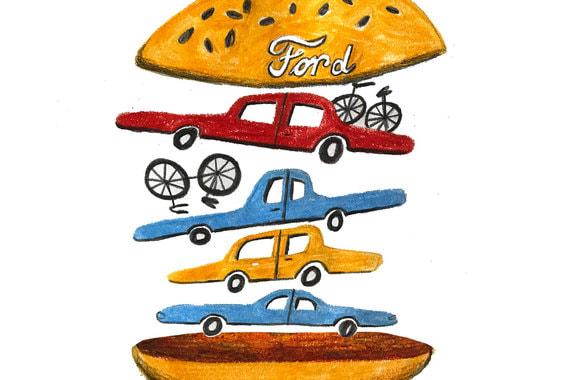 normal 1s94 Как Ford Motor тестирует новые модели бизнеса