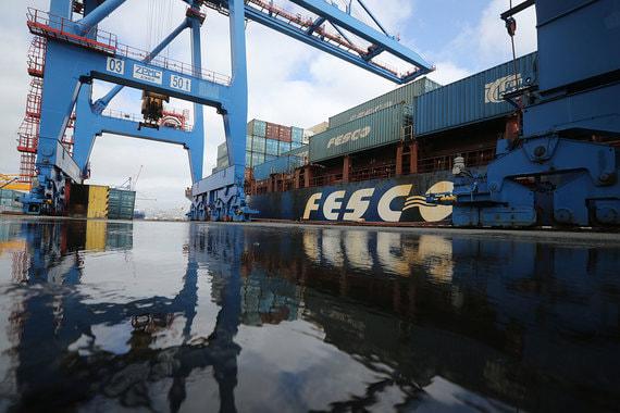 normal 144t Акционеры Fesco сообщили в полицию о хищении денег компании