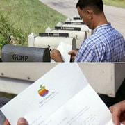 Форрест Гамп об инвестициях в Apple