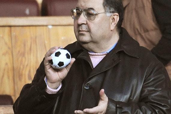Усманов согласился продать долю в Arsenal основному владельцу футбольного клуба