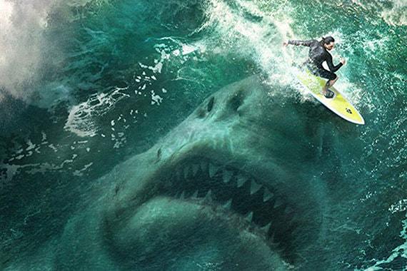 normal 2uz Гигантская акула встретила Джейсона Стэтема. Ну и сама виновата