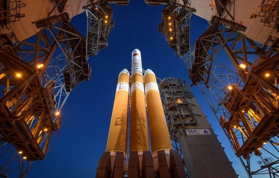 normal yzd NASA запустило зонд для изучения Солнца