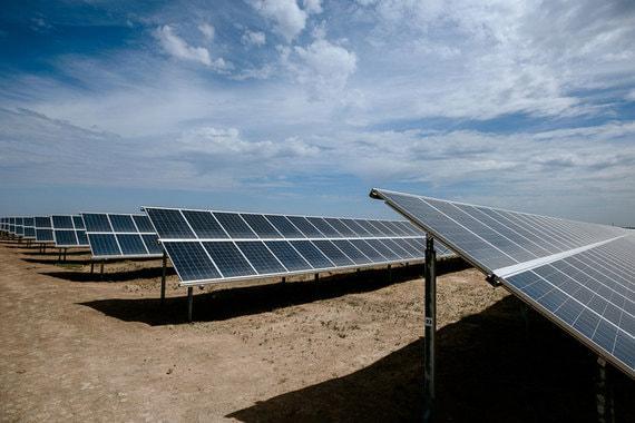 Вексельберг и Чубайс выводят солнечную энергетику из-под санкций