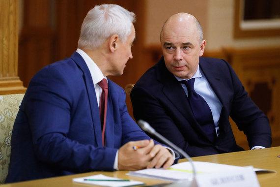 Минфин раскритиковал идею Белоусова о повышении налоговой нагрузки на бизнес