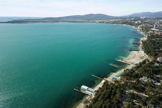 %name «Стройтрансгаз» построит порт в Геленджике без конкурса