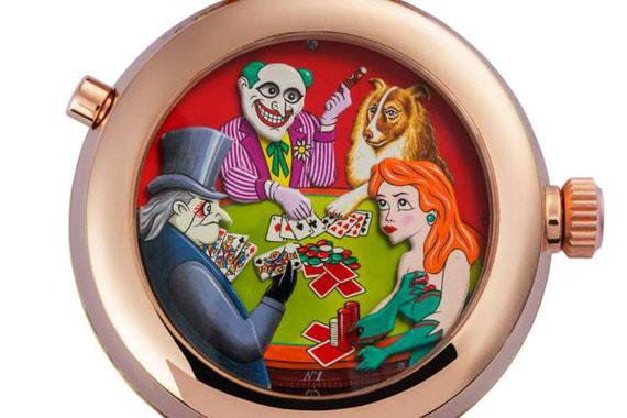 normal 1g93 Часы российского мастера вошли в шорт лист престижной часовой премии