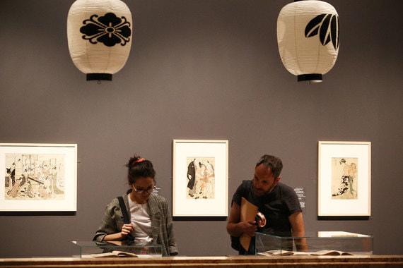 normal 1jnt Как проходит выставка японской гравюры в Пушкинском музее