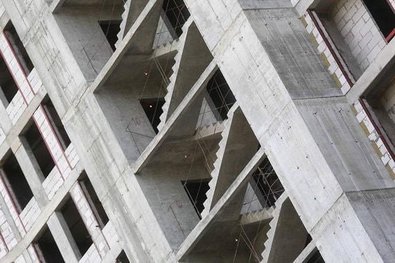 По итогам первого полугодия 2018 г. в стране насчитывается 880 проблемных объектов