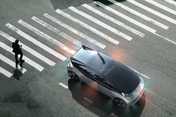 Volvo установит в автомобилях камеры для борьбы с нетрезвыми водителями