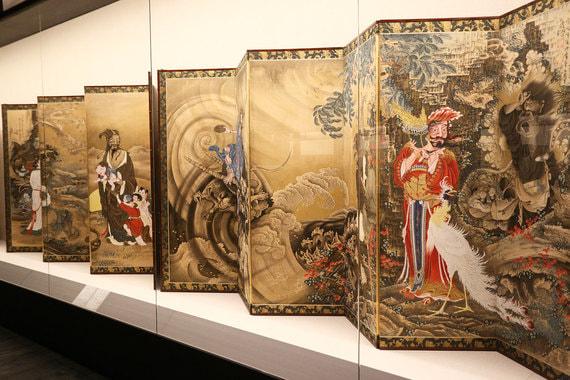 normal 1t7j Пушкинском музее показывают «Шедевры живописи и гравюры эпохи Эдо»