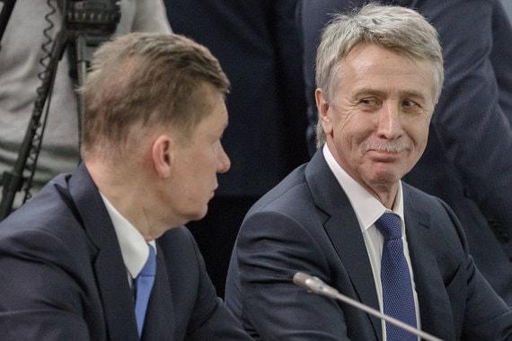 normal ukq «Новатэк» впервые стал дороже «Газпрома»