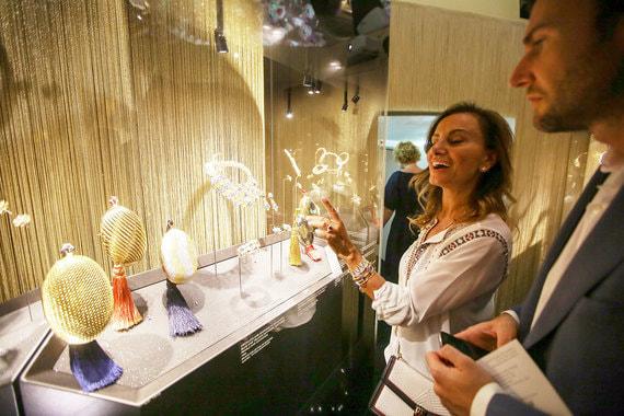 normal 1cic Кремлевская выставка драгоценностей Bulgari показывает историю развития ювелирного искусства