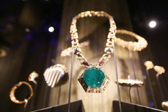 normal 1cw5 500 редких ювелирных украшений на выставке в Кремле