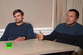 Журналисты дозвонились по номеру из обнародованного СМИ досье Петрова