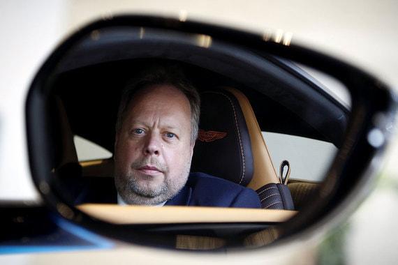 Как Энди Палмер сделал прибыльной Aston Martin
