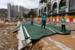 "18 сентября 2018 г. Последствия тайфуна ""Мангхут"" в Гонконге"