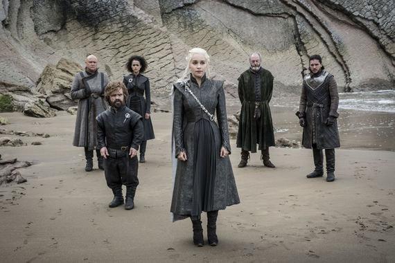 %name Победителем юбилейной премии Emmy Awards стал сериал «Игра престолов»