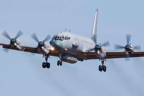 Ил-20 с 14 военнослужащими на борту пропал над Средиземным морем