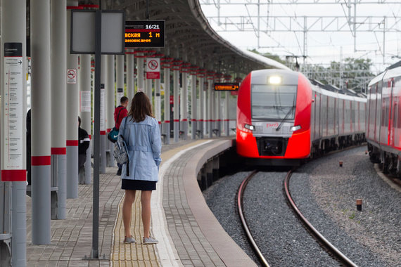 В Москве и Подмосковье могут появиться беспилотные электрички