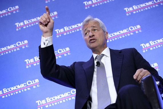 Что такое хуцпа и как она помогает Джеймсу Даймону управлять JPMorgan