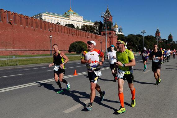 Кто зарабатывает на проведении марафонов