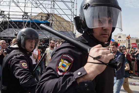 Политическое насилие в России растет с каждым годом